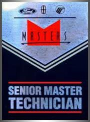 Ford Senior Master, Champion Automotive and Tire, Graham, NC, 27253