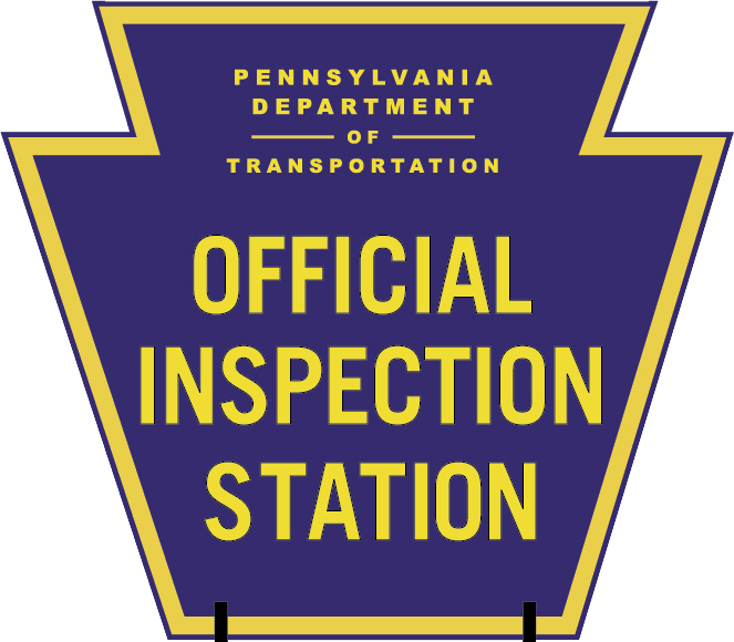 PA Official Inspection, Master Auto Repair, West Hazleton, PA, 18202