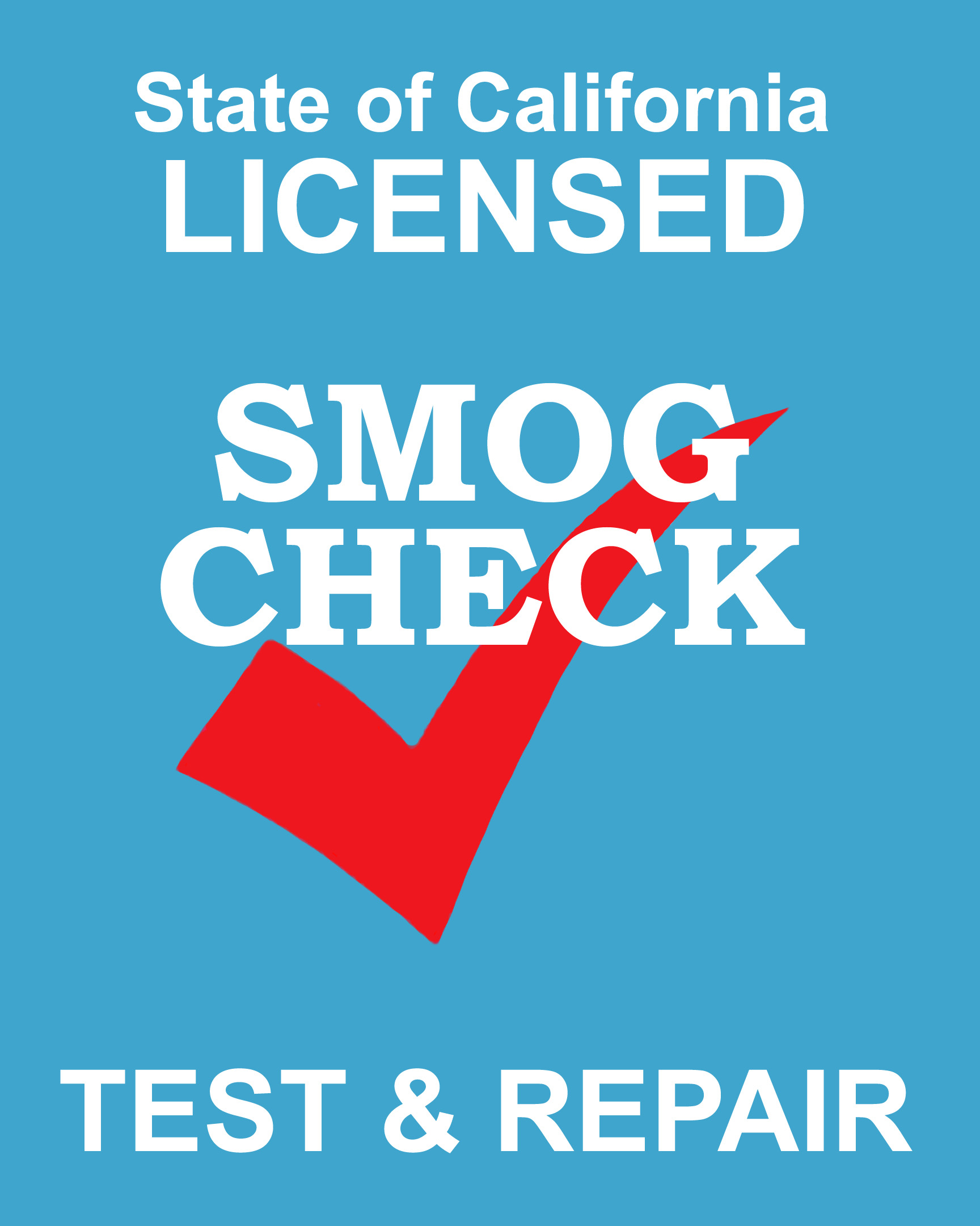 Licensed Smog, Car Care Center, Sacramento, CA, 95825