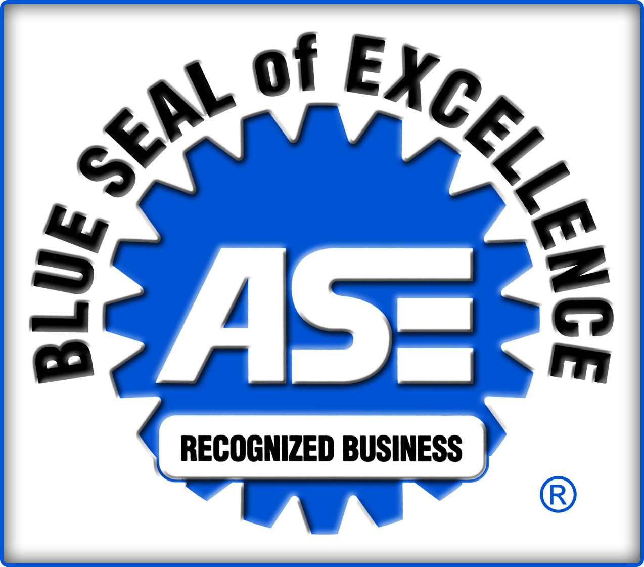 Blue Seal ASE, Motor Cars International Inc. European Repair, Bridgewater, MA, 02324