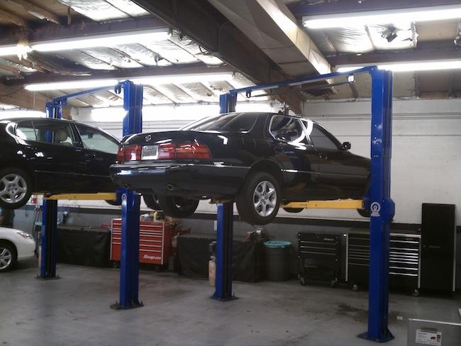 Luxury motorworks auto repair monrovia ca transmission for Doc motor works auto repair