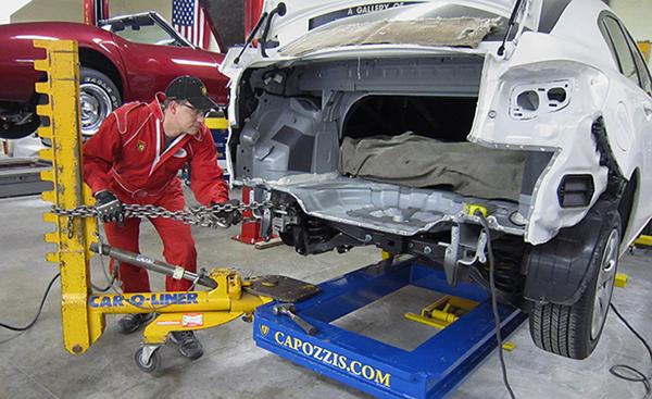 Capozzi 39 s custom car line inc auto repair new britain ct for Doc motor works auto repair