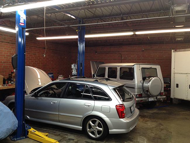 Import auto tech auto repair dallas nc engine repair for Doc motor works auto repair