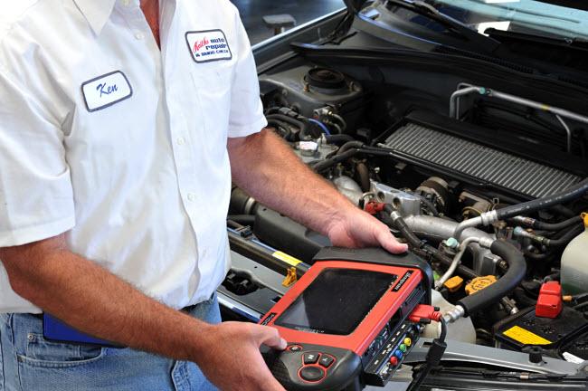 Keith 39 s auto repair auto repair redding ca engine for Doc motor works auto repair
