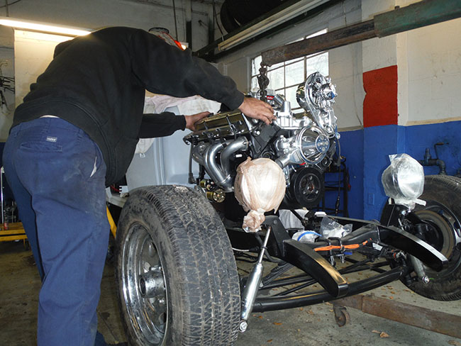 About Can-am Motor Service