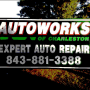 Autoworks Of Charleston, Wando SC and Mount Pleasant SC, 29492 and 29466, Auto Repair, Engine Repair, Transmission Repair, Brake Repair and Auto Electrical Service