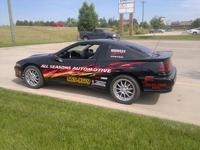 All seasons automotive auto repair north liberty ia for Doc motor works auto repair