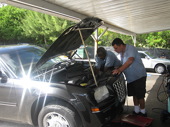 auto ac recharge aaa radiator and auto air conditioning ac repair north miami
