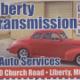 Liberty Transmission, Liberty MO, 64068, Auto Repair, Engine Repair, Transmission Repair, Brake Repair and Auto Electrical Service