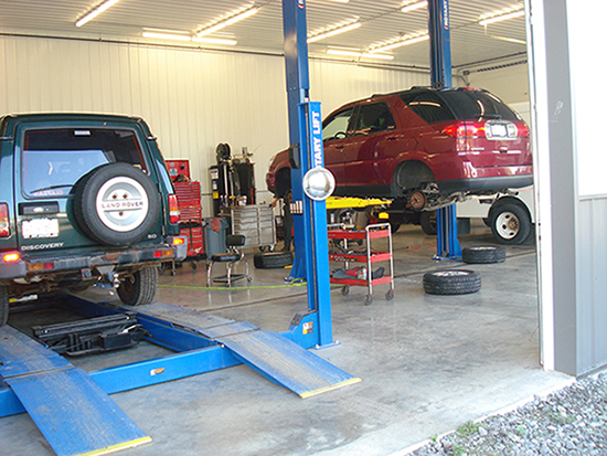 Richardson auto repair auto repair niagara falls ny for Doc motor works auto repair