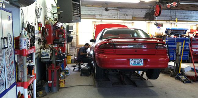 Fenton auto repair auto repair fenton mo engine repair for Doc motor works auto repair