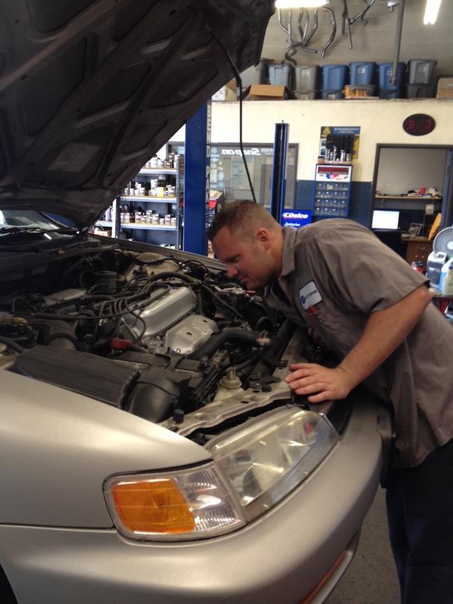 B and d auto repair auto repair glendora ca engine for Doc motor works auto repair