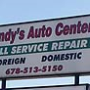 Randy's Auto Center, Cumming GA, 30041 and 30040, Auto Repair, Brake Repair, Exhaust Repair, Failed Emissions Repair and A/C Repair