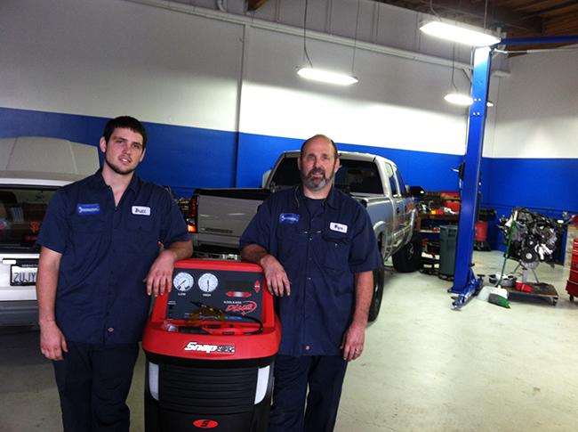 Wayne son 39 s automotive repair llc auto repair santa for Doc motor works auto repair