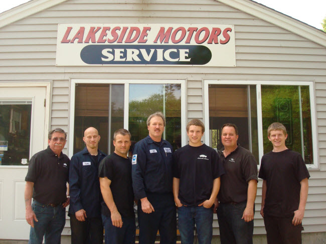 Lakeside Motors Auto Repair Haverhill Ma Engine Repair