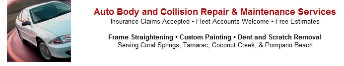 Florida's Plastic Bumper Restoration, Margate FL, 33063, Auto Restoration Service, Bumper Repair, Bumper Restoration, Plastic Repair and Plastic Restoration