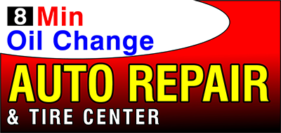8 Minute Oil Change Auto Repair and Tire Center, Springfield Township NJ, 07081, Auto Repair, Engine Repair, Transmission Repair, Brake Repair and Auto Electrical Service