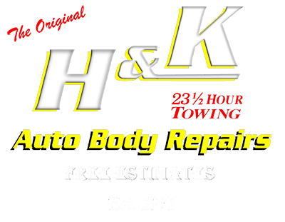 H & K Auto Body Repairs, Stewartsville NJ, 08886, Auto Repair, Transmission Repair, Auto Body Shop, dent removal and Brake Repair