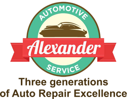 Alexander Automotive Service, Sudbury MA and Marlborough MA, 01776 and 01752, Auto Repair, Engine Repair, Transmission Repair, Brake Repair and Auto Electrical Service