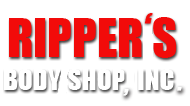 Ripper's Body Shop, Inc., West Sacramento CA, 95691 and 95814, Auto Body Repair, Collision Repair, Dent Removals, Auto Paint Work and Deductible Reductions
