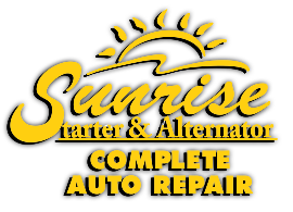 Sunrise Starter & Alternator, Lauderhill FL, 33319, Auto Repair, Engine Repair, Transmission Repair, Brake Repair and Auto Electrical Service